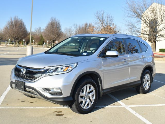 2016 Honda CR-V EX-L in McKinney, Texas 75070