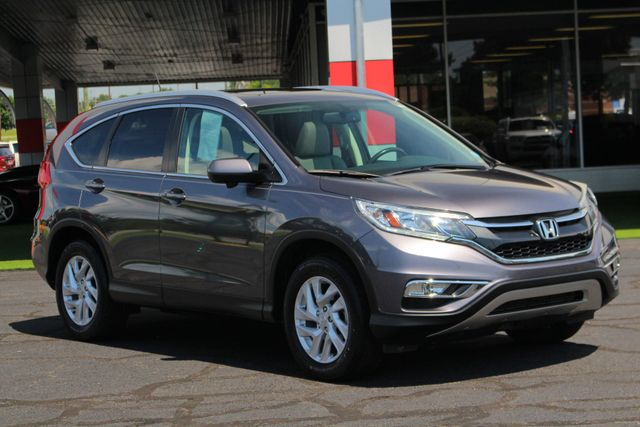 2016 Honda CR-V EX-L FWD - SUNROOF - HEATED LEATHER - ONE OWNER! Mooresville , NC 23