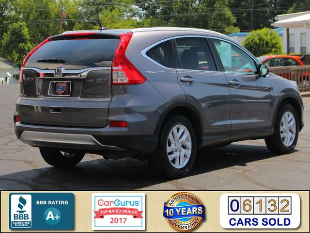 2016 Honda CR-V EX-L FWD - SUNROOF - HEATED LEATHER - ONE OWNER! Mooresville , NC 2