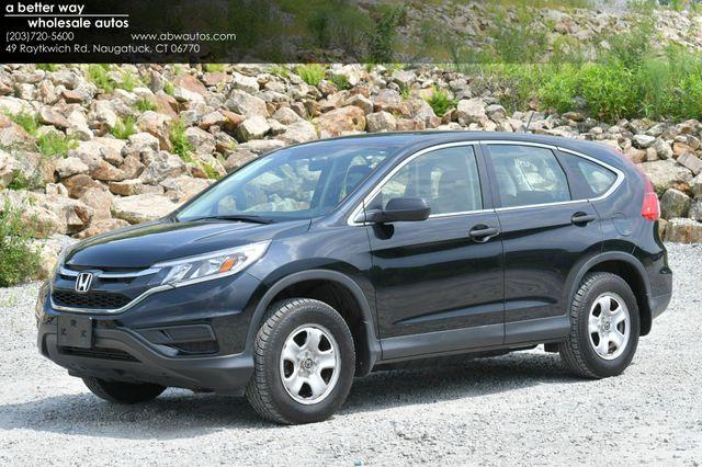 2016 Honda CR-V LX AWD Naugatuck, Connecticut