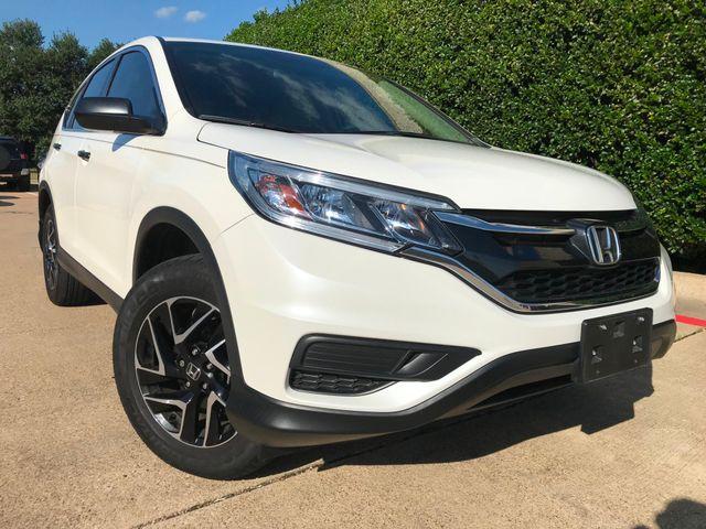2016 Honda CR-V SE in Plano Texas, 75074