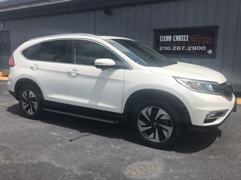 2016 Honda CR-V Touring in San Antonio, TX
