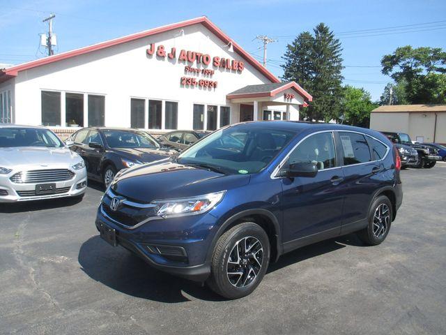 2016 Honda CR-V SE in Troy, NY 12182