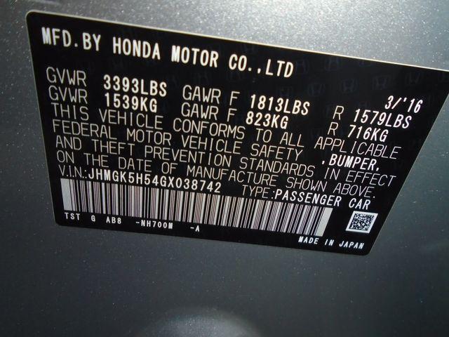 2016 Honda Fit LX in Alpharetta, GA 30004