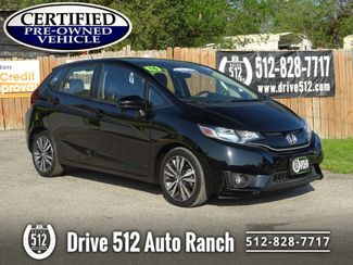 2016 Honda Fit EX Sunroof Automatic Bluetooth ETC in Austin, TX 78745
