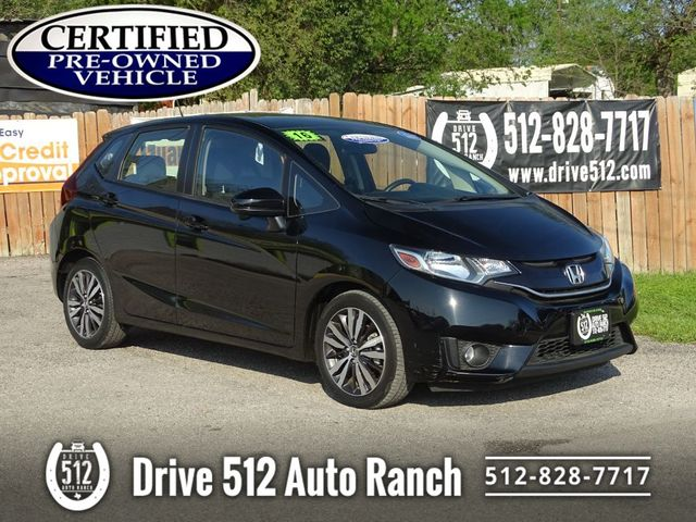 2016 Honda Fit EX Sunroof Automatic Bluetooth ETC