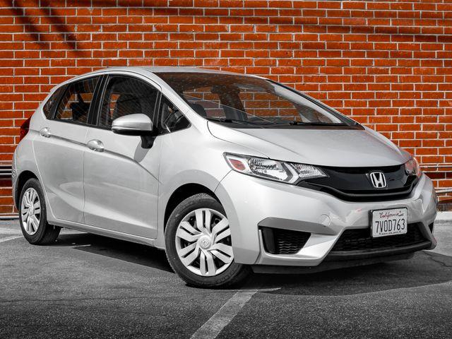 2016 Honda Fit LX Burbank, CA 1