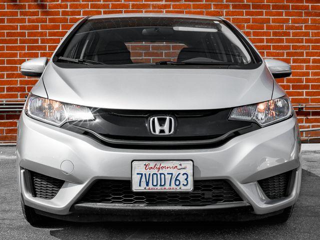 2016 Honda Fit LX Burbank, CA 2