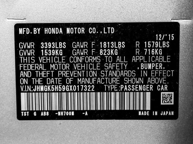 2016 Honda Fit LX Burbank, CA 24
