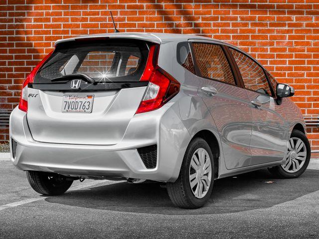 2016 Honda Fit LX Burbank, CA 6