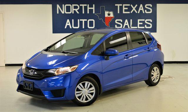 2016 Honda Fit LX in Dallas, TX 75247