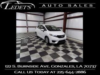 2016 Honda Fit LX - Ledet's Auto Sales Gonzales_state_zip in Gonzales