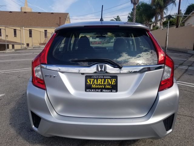 2016 Honda Fit EX Los Angeles, CA 5