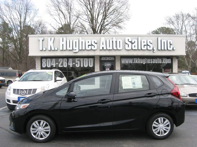 2016 Honda Fit LX Richmond, Virginia 0