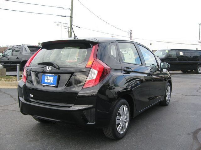 2016 Honda Fit LX Richmond, Virginia 5
