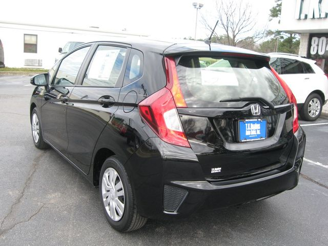 2016 Honda Fit LX Richmond, Virginia 7