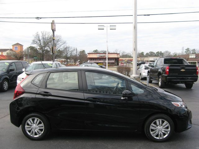 2016 Honda Fit LX Richmond, Virginia 4
