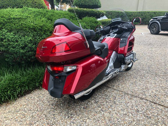 2016 Honda Gold Wing Audio Comfort in McKinney, TX 75070