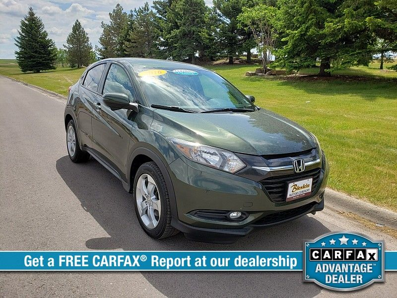 2016 Honda HR-V EX  city MT  Bleskin Motor Company   in Great Falls, MT