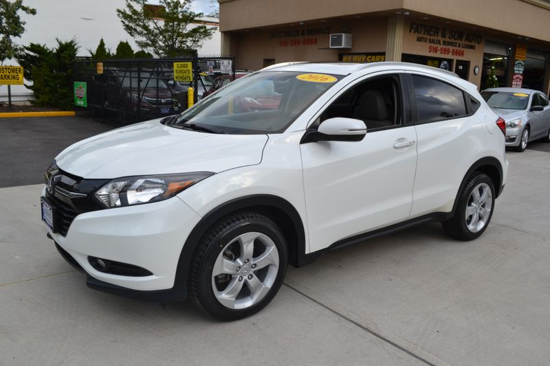 2016 Honda HR-V EX-L wNavi  city New  Father  Son Auto Corp   in Lynbrook, New