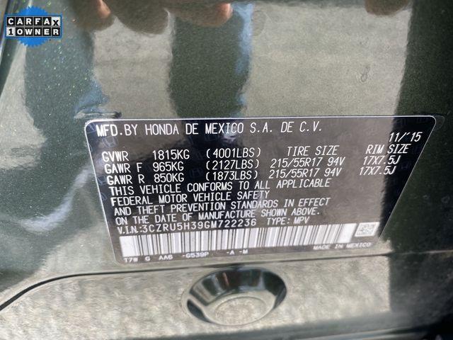 2016 Honda HR-V LX Madison, NC 33