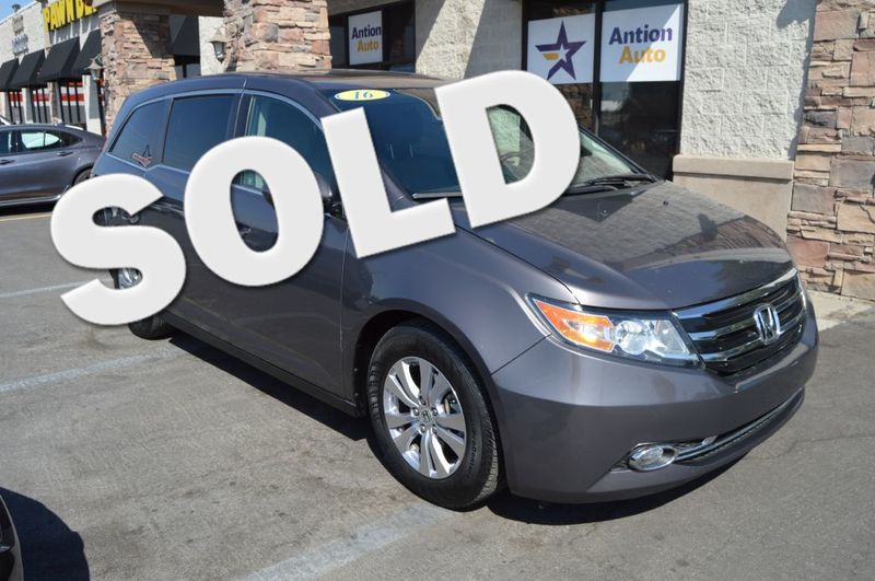 2016 Honda Odyssey EX-L | Bountiful, UT | Antion Auto in Bountiful UT