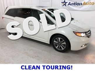 2016 Honda Odyssey Touring | Bountiful, UT | Antion Auto in Bountiful UT