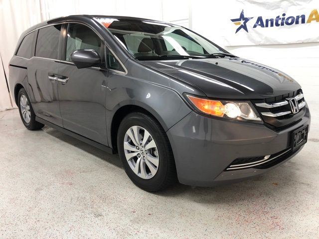2016 Honda Odyssey EX-L | Bountiful, UT | Antion Auto in Bountiful UT