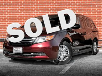 2016 Honda Odyssey LX Burbank, CA
