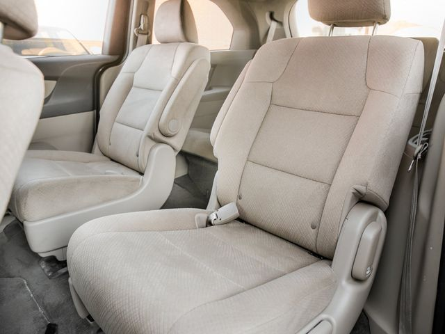 2016 Honda Odyssey LX Burbank, CA 11