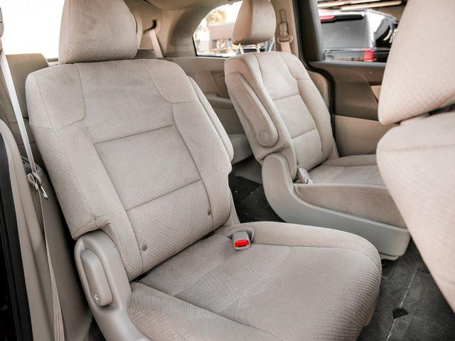 2016 Honda Odyssey LX Burbank, CA 12