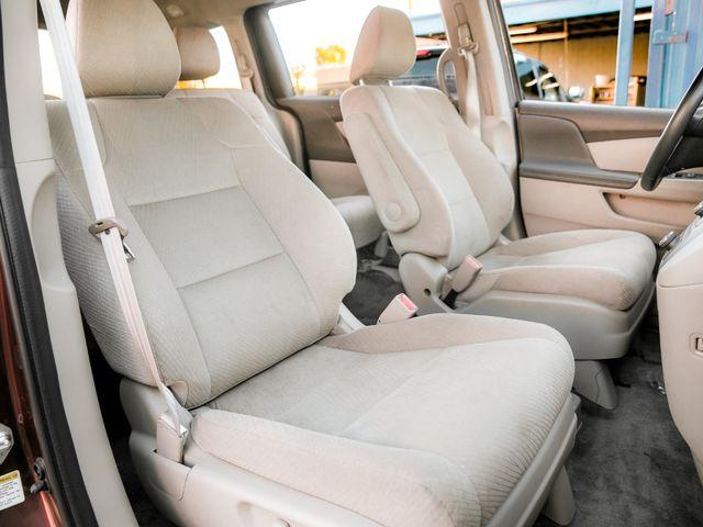 2016 Honda Odyssey LX Burbank, CA 14