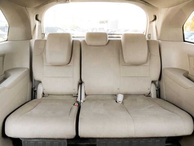 2016 Honda Odyssey LX Burbank, CA 15