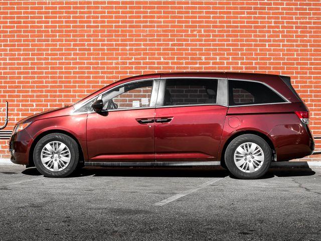 2016 Honda Odyssey LX Burbank, CA 5