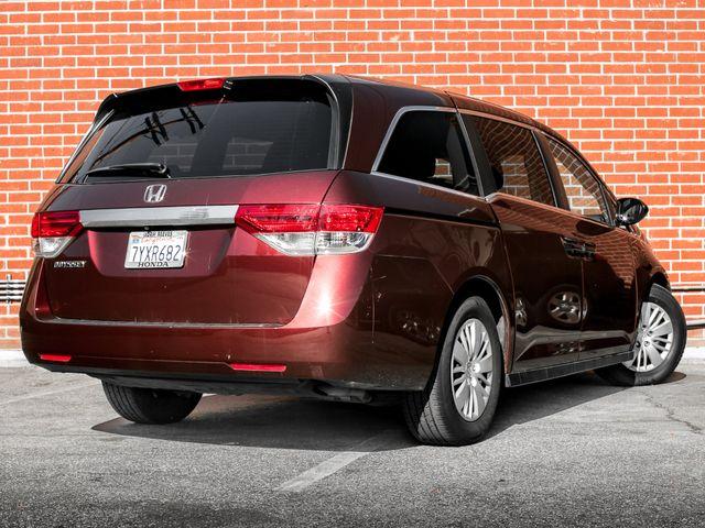 2016 Honda Odyssey LX Burbank, CA 6