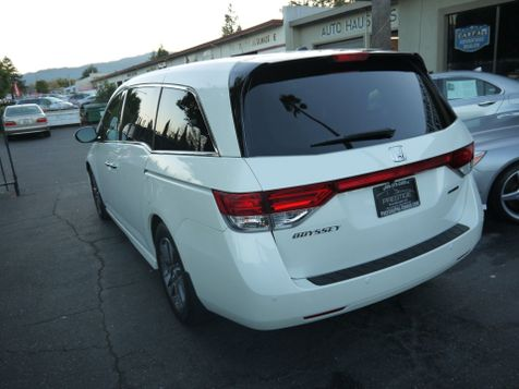 2016 Honda ODYSSEY TOURING  in Campbell, CA