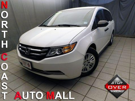 2016 Honda Odyssey LX in Cleveland, Ohio