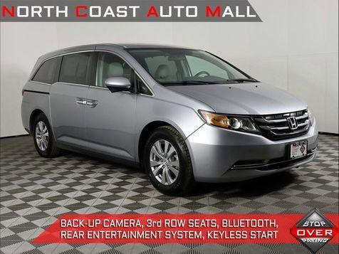 2016 Honda Odyssey SE in Cleveland, Ohio