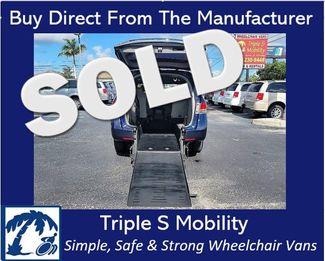 2016 Honda Odyssey Ex-L Wheelchair Van Handicap Ramp Van in Pinellas Park, Florida 33781