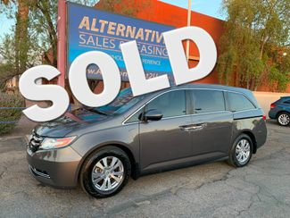 2016 Honda Odyssey EX 3 MONTH/3,000 MILE NATIONAL POWERTRAIN WARRANTY Mesa, Arizona
