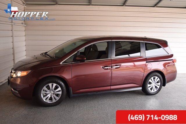 2016 Honda Odyssey EX-L in McKinney Texas, 75070