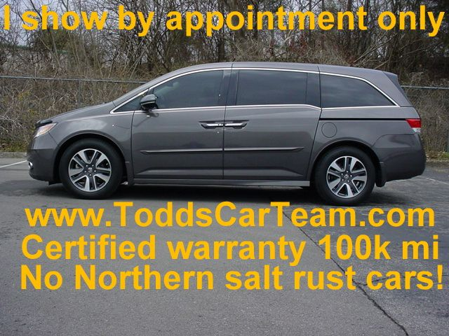 2016 Honda Odyssey Touring Elite w/ Navi & DVD in Nashville, TN 37209