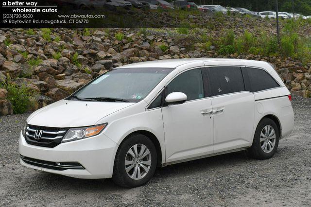 2016 Honda Odyssey EX Naugatuck, Connecticut