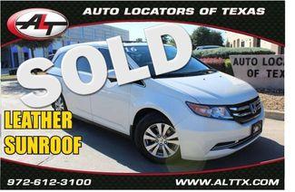 2016 Honda Odyssey EX-L   Plano, TX   Consign My Vehicle in  TX