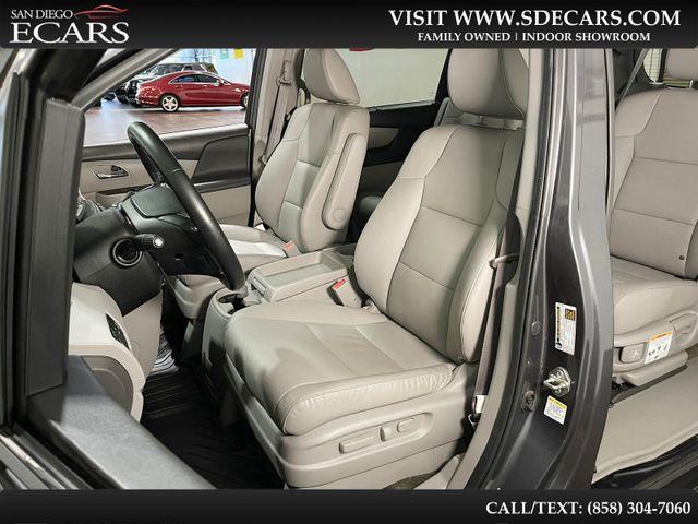 2016 Honda Odyssey EX-L in San Diego, CA 92126