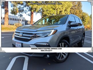 2016 Honda PILOT TOURING in Campbell, CA 95008