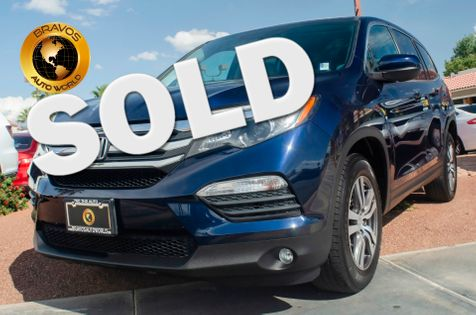 2016 Honda Pilot EX in cathedral city