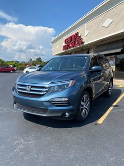 2016 Honda Pilot Touring   Hot Springs, AR   Central Auto Sales in Hot Springs AR