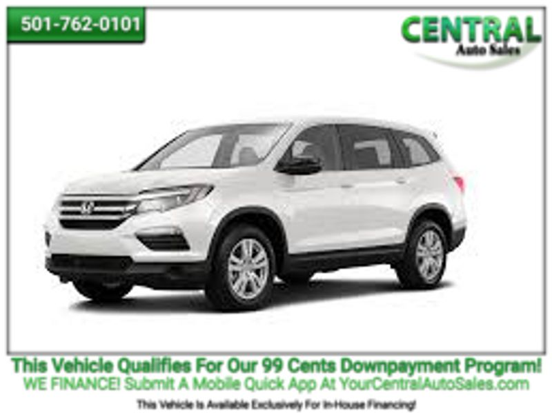 2016 Honda Pilot Touring | Hot Springs, AR | Central Auto Sales in Hot Springs AR