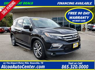 2016 Honda Pilot Elite AWD w/Leather/DVD/NAV/Auto Cruise in Louisville, TN 37777